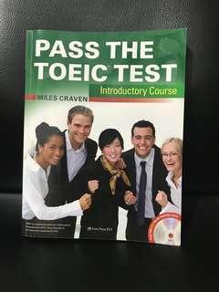 PASS THE TOEIC TEST#換你當學霸