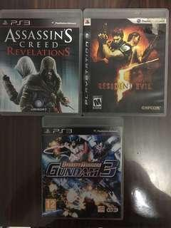PS3 Games Clearance Sales