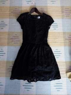 Dress Cantik Hitam