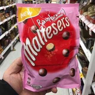 澳洲限定 紅莓麥提莎