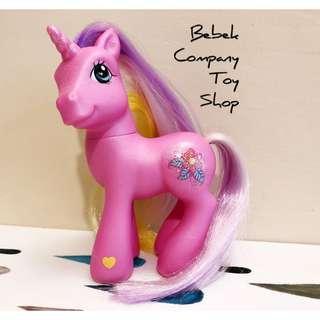 花花 獨角獸 2006 Hasbro My Little Pony MLP G3 古董玩具 我的彩虹小馬 第三代 絕版