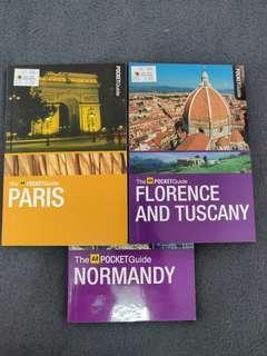 The AA Pocket Guide - Paris, Florence & Tuscany, Normandy #bundlesforyou