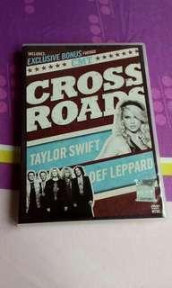 OFFICIAL crossroads cmt taylor swift and def leppard