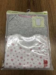 Brand New Uniqlo Short Sleeve Romper