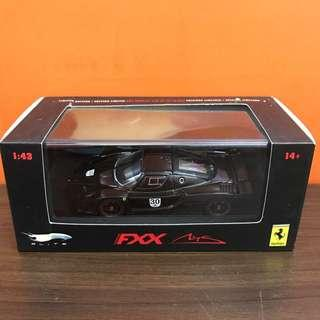 Hot Wheels N5591 Limited Edition Ferrari ENZO FXX Shumacher Test Drive Elite #30 1:43 Diecast Car [L12]