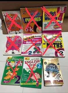 Sold all except Stephen hawking Kindergarten primary 1 & 2  & Stephen Hawking children book