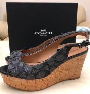 COACH契型美鞋