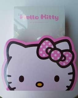 ⚫10% ($99)🎀RARE BRAND NEW SEALED🎀❤LIMITED EDITION Design❤AUTHENTIC Sanrio Original Hello Kitty letters holder & 6 keys storage💋No Pet No Smoker Clean Hse💋