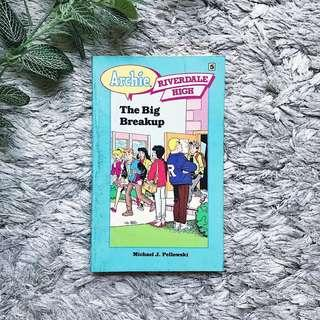 Archie Riverdale High: The Big Breakup