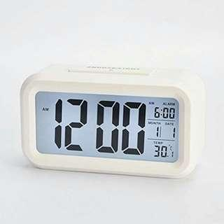 hito Sensor Light LCD Alarm Clock