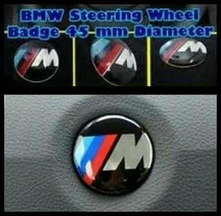 BMW M-LOGO for Steering Wheel