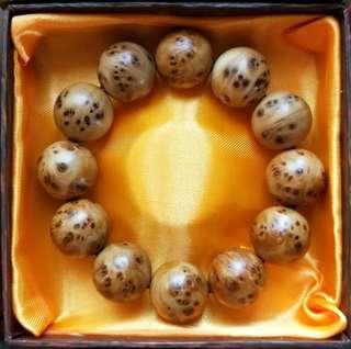 限量 精品 太行山 崖柏 老料 天然瘤疤 頂級 把玩 收藏品 五級 手珠 手串 佛珠 念珠