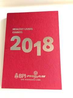 2018 BPI Planner