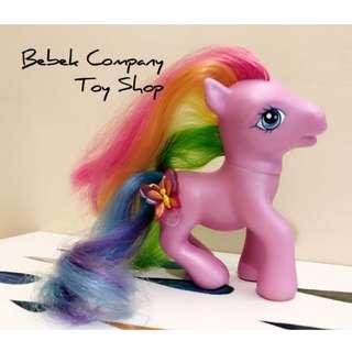 🦋立體蝴蝶 2005 Hasbro My Little Pony MLP G3 古董玩具 我的彩虹小馬 第三代 絕版