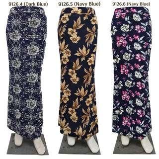 Skirt Duyung Bunga