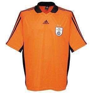 瑞士班霸草蜢 01/02 作客 Grasshopper Zurich Club Adidas climacool soccer Swiss football shirt kit jersey 波衫 足球衣 Vintage 古