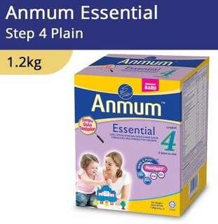 Anmum Essential Step 4