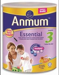 Anmum Essential Step 3 (1.6kgs)