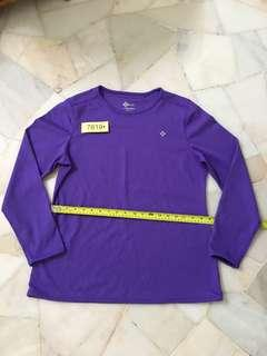 Sports brand Long Sleeve size 16 no 7619