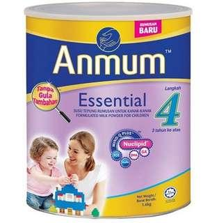 Anmum Essential Step 4 (1.6kgs)