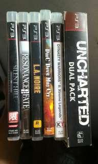 Ps3 Games for sales