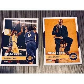 黑曼巴Kobe bryant NBA2K17限定版球卡一套