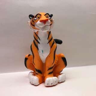 迪士尼 阿拉丁 茉莉的老虎