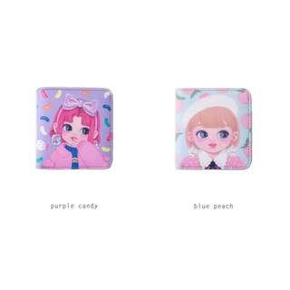 [PO] Dolly Girl Mini Wallet By Milkjoy