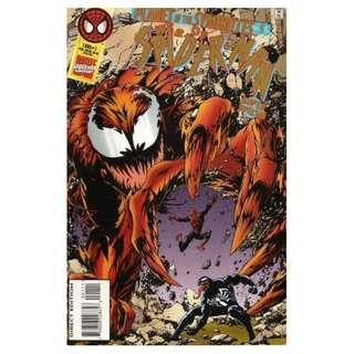 Planet of the Symbiotes : Web of Spider-Man #1