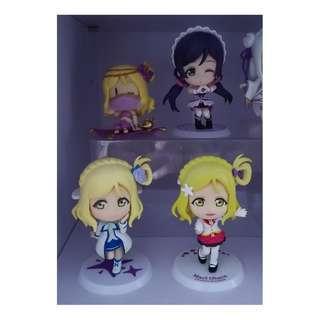 Nozomi & Mari Chibi Figures