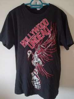 Hollywood Undead Band T Shirt