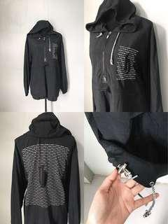 Korean Hoodie Jacket dress or not