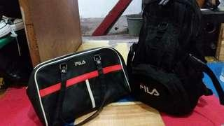 Backpack & Handbag FILA Original