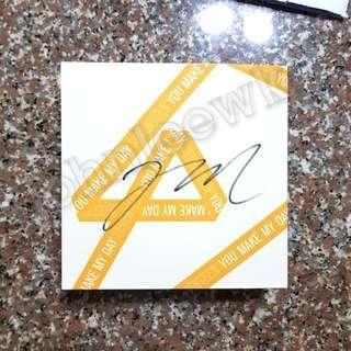 [MWAVE] SEVENTEEN YMMD Meet Ver Jeonghan Signature