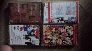 Chinese cassette tapes