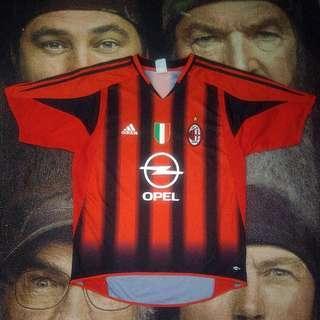 💥 ADIDAS jersi Ac milan home 2004 jersey