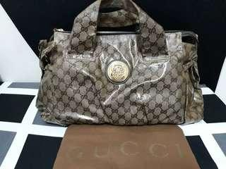Authentic Gucci Hysteria Crystal tote bag