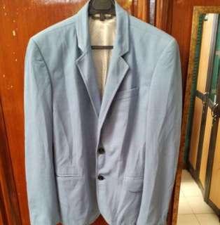 Zara blazer suit jas casual semi formal