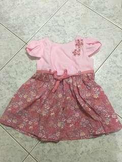 Periwinkle 1yr Dress