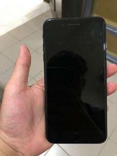 Iphone 7Plus 128GB (Jet Black)