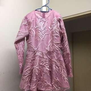 Lace kurung