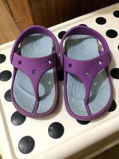 Authentic Crocs Baby Sandals