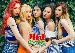 RED FLAVOR POSTER