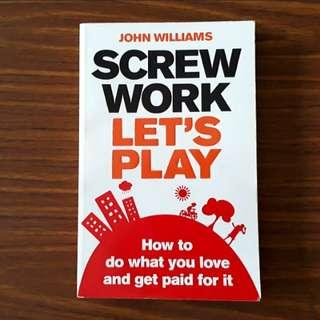 Screw Work, Let's Play By John Williams #1212