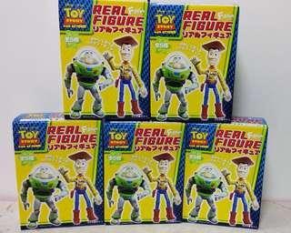 玩具奇兵 Toy Story  胡迪,巴斯光年,牛囡,三眼仔,索克
