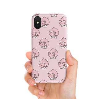 iPhone 7+/8+ Apeach Makeup Kakao Friends Casing Case