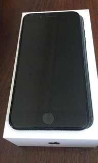iPhone 7plus 128gb black