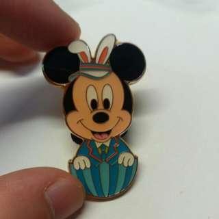 Mickey Pin 日本迪士尼襟章 Tokyo Disneyland Pin