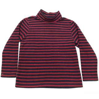 Uniqlo Flannel Turtleneck Top