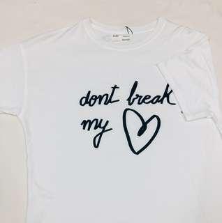 Don't Break My ❤️ By ZARA